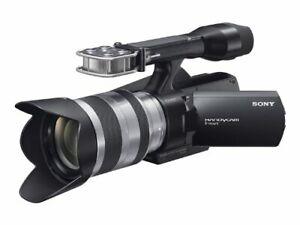Sony-Interchangeable-Lens-Digital-Hd-Video-Camera-Recorder-Vg10-Nex-Vg-Camcorder