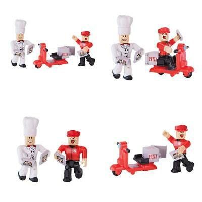 Roblox Work At A Pizza Place Game Pack A 681326107262 Ebay
