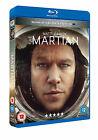 The Martian Blu-ray 3d UV Copy 2015 Includes Slip Cover - 2 Disc Set