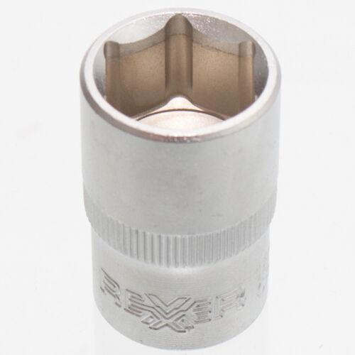 """Clés à Douille t18 1//2/"""" Hexagonal 18 mm"""