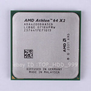 AMD Athlon 64 X2 (ADOIAA5CU) Drivers Download - Update AMD Software