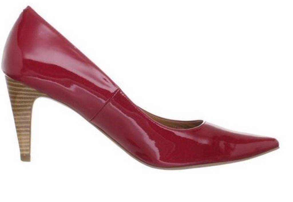 Women's Shoes Cole Haan AIR JULIANA PUMP 75 Classic Pumps Heels Patent Tango Red