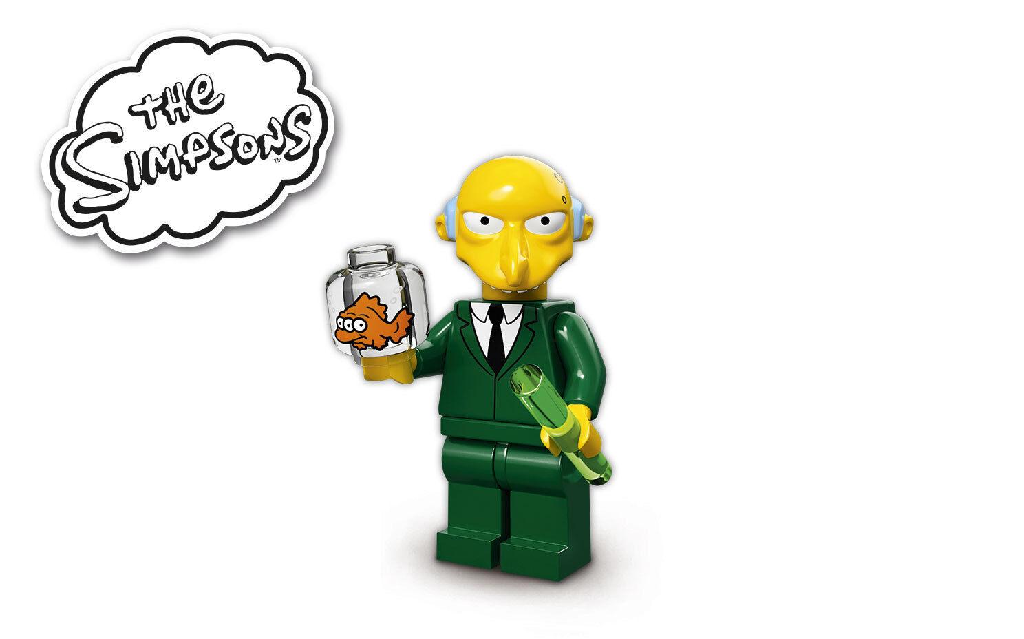 Lego Minifigures Series The Simpsons, 71005 - Mr. Burns 16 16