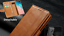 Samsung S20 Ultra Plus S10 9 Note10 Leather Wallet Flip magnetic back Case Cover