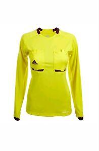 Adidas Arbitre Jersey Femme Taille L-afficher Le Titre D'origine