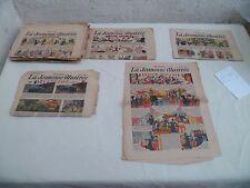 LA JEUNESSE ILLUSTREE  1933 journal papier lot de  30 journaux