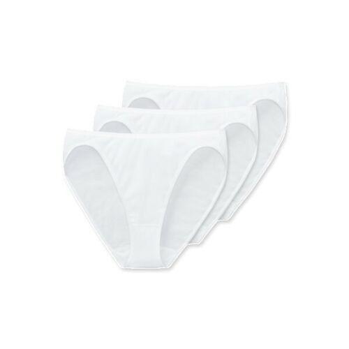 3er-Pack Schiesser Cotton Essentials Damen Rio-Slip Damen Unterhose 000520