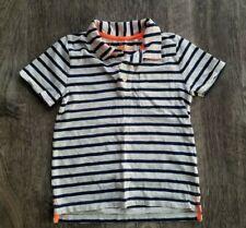 NWT Boy/'s Tommy Hilfiger Polo Shirt Top Porza Blue Size 5 6