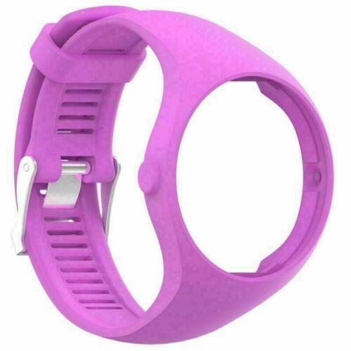 Für Polar M200 GPS Uhr Silikon Armband Uhrenarmband Ersatzband Strap Bracelet
