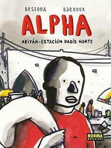 ALPHA-ABIYAN-ESTACION-PARIS-NORTE-NUEVO-Envio-URGENTE-COMIC-Y-JUEGOS