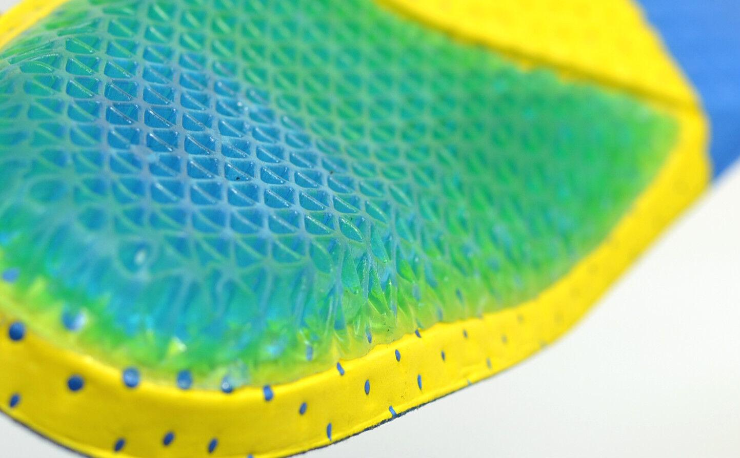 5 5 5 pares deporte plantillas Correctoras depósitos gel plantilla nuevo Comfort zapato depósito insoles 26818d