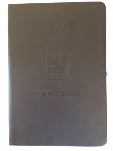 Notizbuch kariert TSV 1860 München offizielles Lizenzprodukt