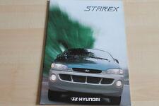 86801) Hyundai Starex Prospekt 199?