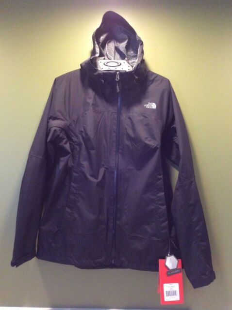 eb6c765f0 The North Face RDT Flash Dry Hooded Black Rain Jacket Women's Large