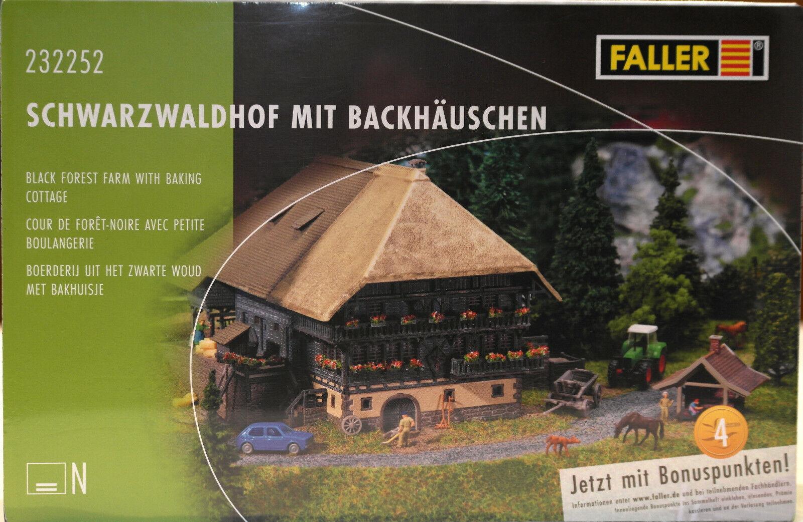 FALLER N 232252 Schwarzwaldhof  NEU/&OVP