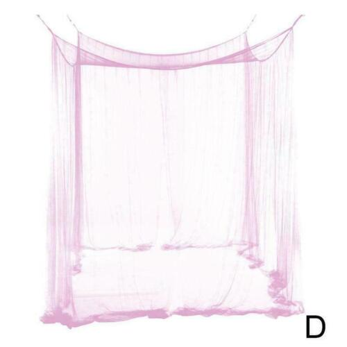 Extra Large size White Mosquito Fly Net Netting Indoor Camp Outdoor NEW W7U3