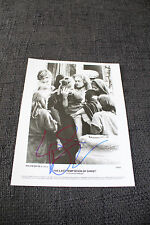 "Willem Dafoe signed Autogramm auf ""THE LAST TEMPTATION OF CHRIST"" Foto InPerson"