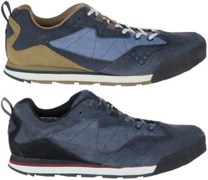 MERRELL-Burnt-Rock-Tura-Denim-de-Marche-Sneakers-Baskets-Chaussures-pour-Hommes