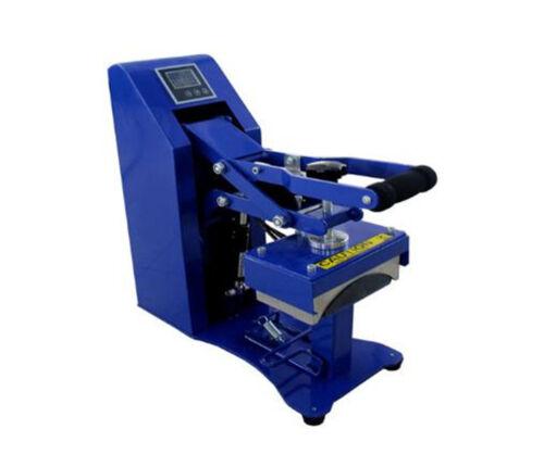 CE High-quality semi-automatic magnetic cap heat press machine Free shipping