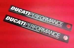 Ducati Performance Exhaust Decals | hobbiesxstyle