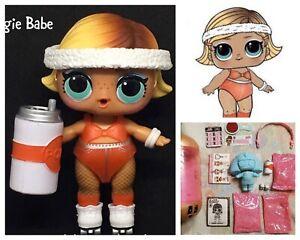 LOL Surprise Dolls Color Change Series 3-030 Snuggle Babe Figure Toy Big Sister