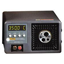 Fluke Calibration 9140 D 156 Field Dry Well Temperature Calibrator