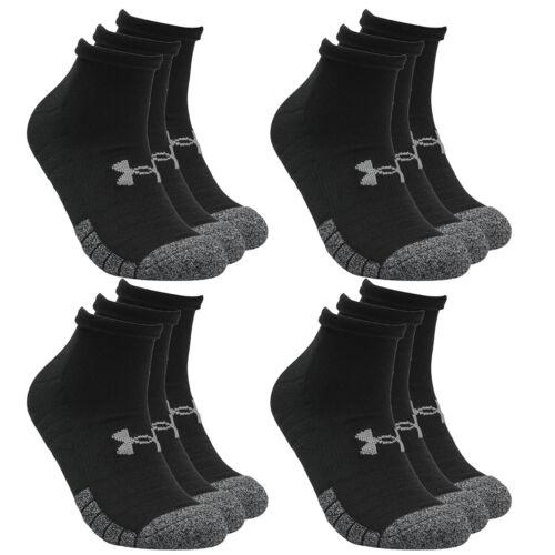 12 Paar Under Armour HeatGear Lo Cut Sneaker Socken Unisex Kurzsocke