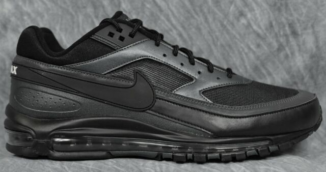 Nike Air Max 97BW Men's Athletic Casual Shoes Black Size 10 AO2406 001