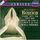 Wolfgang Amadeus Mozart - Mozart: Requiem Mass K. 626 [1977 Recording] (1988)