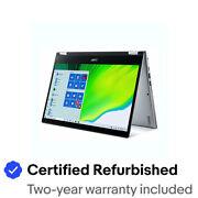 "Acer Spin 3 - 14"" Laptop AMD Ryzen 3 3250U 2.6GHz 4GB Ram 128GB SSD Win 10 H S"