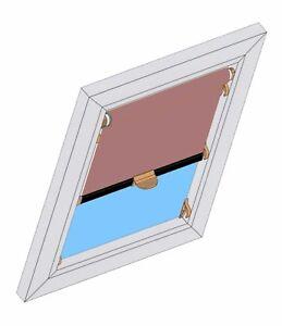 ROLLO-DBE-Dachfensterrollo-Alu-Verdunkelung-Hitzeschutz-Velux-GGU-GPU-GHU-GXU