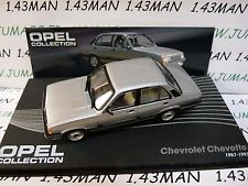 OPE118 voiture 1/43 IXO eagle moss OPEL collection : CHEVROLET chevette 87/93
