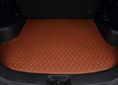 Car Rear Cargo Boot Trunk Mat Tray Pad Protector fit for Cadillac  XTS 2013-2018
