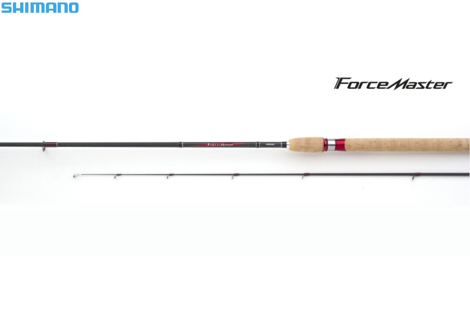 Shimano forcemaster spinning rod 2 Pieces  2.40m 2.70m 5-28g Small Bait Action  up to 65% off