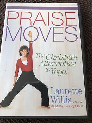 praise moves the christian alternative yoga fitness dvd