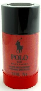 Polo-Red-by-Ralph-Lauren-Alcohol-Free-Deodorant-Stick-2-6-oz-for-Men-New-Sealed
