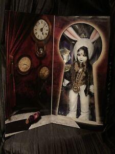 Living-Dead-Dolls-Eggy-as-The-White-Rabbit-Eggzorcist-LDD-In-Wonderland