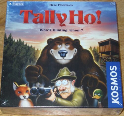 Thames hunting Game by Rudi Hoffmann Who/'s Hunting Whom Tally Ho