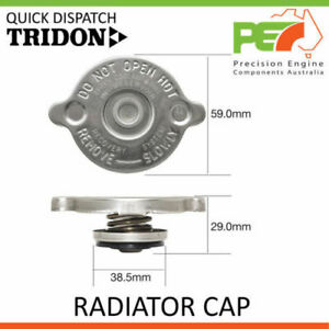 TRIDON Thermostat Gasket For Mercedes Benz 300 D 300 TD W123 New