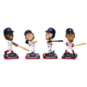 a6cf6ee24 MLB Boston Red Sox 2018 World Series Champions Mini Bobbleheads 4 ...