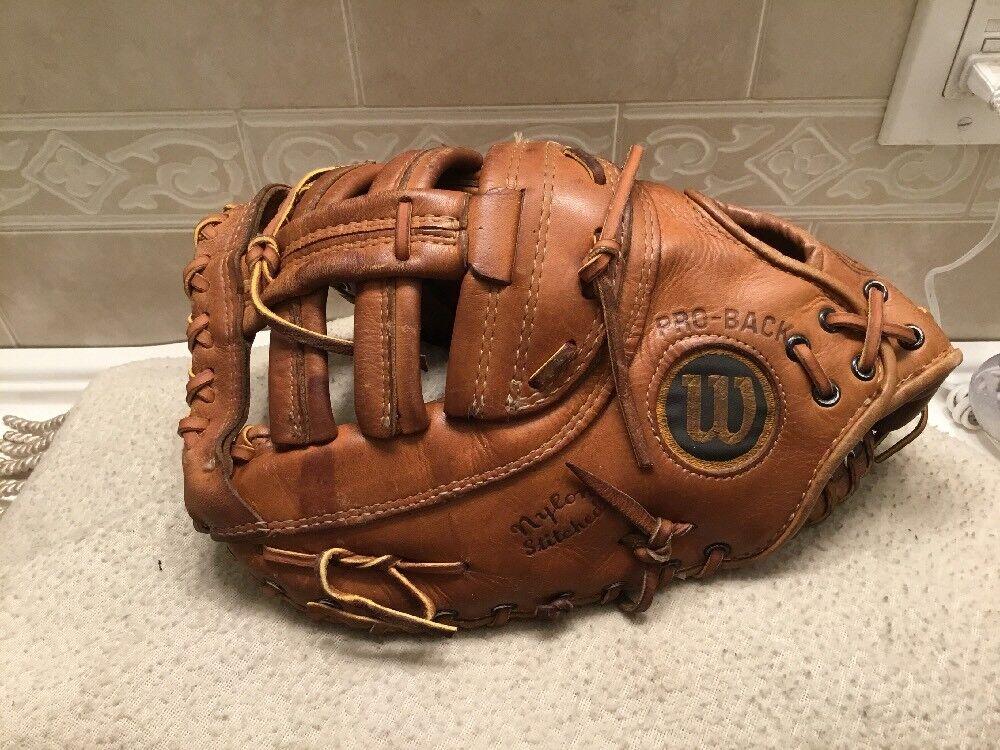 Wilson usa A2000 A2800 béisbol Softbol First Base Mitt Left Hand Throw