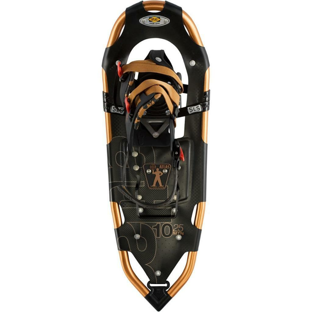 Atlas Mens 1025 Snowshoes Snow Trail shoes 9.25  x 25  U11001025 FAST SHIP  T4