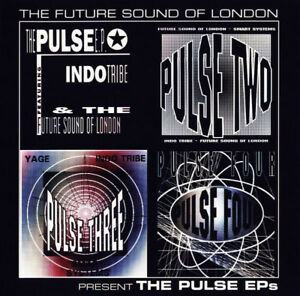 The-Future-Sound-Of-London-Presente-The-Pulse-Eps-16-trk-CD-2008-Neuf-Scelle
