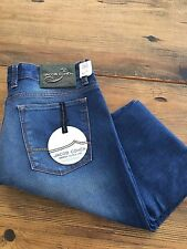 Jacob Cohen Mens Classic Straight Leg Jeans New with Tags 36x34