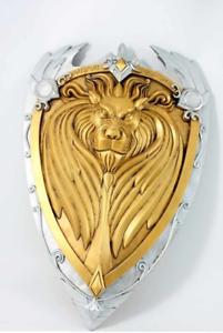 Escudo-De-leon-Heart-mundo-Warcraft-resina-en-pesada-senor-los-anillos