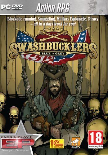 Swash Bucklers (PC DVD) BRAND NEW SEALED