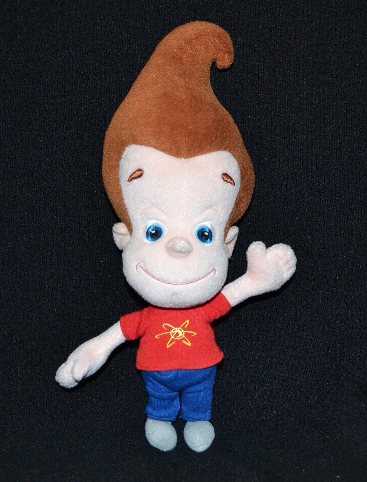 Jimmy Neutron Neutron Neutron Boy Genius Plush Dreamworld 35cm d3c327
