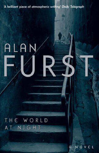 The World at Night,Alan Furst- 9780753818329