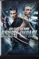 Double Impact (dvd,) Jean Claude Van Damme Rated R