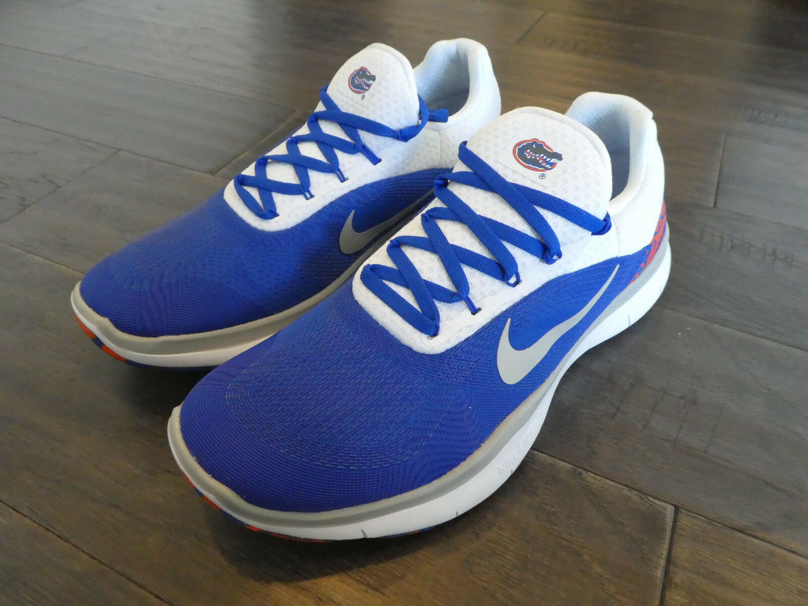 Nike Free Trainer V7 Week Zero Florida Gators shoes mens new AA0881 401